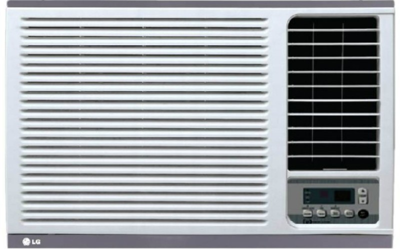 LG 1 Ton 3 Star BEE Rating 2018 Split AC - White(LWA12GPXA, Copper Condenser)