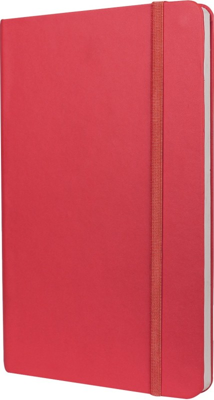 Abstract Collection A5 Diary(A5 Chief Special Paper Foam Notebook, Red)