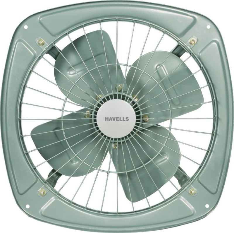 Havells VentilAir DB 4 Blade Exhaust Fan(gray)