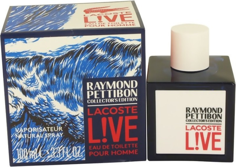 Lacoste Raymond Pettibon Eau de Toilette - 100 ml(For Men)