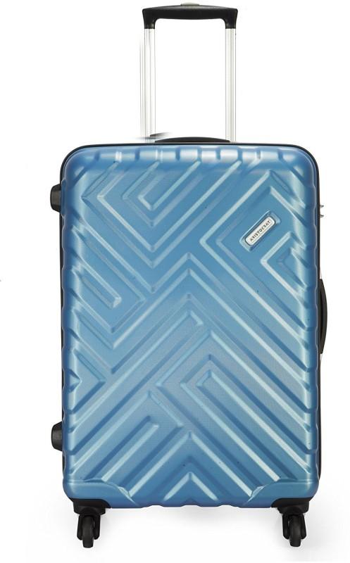 VIP ARISTOCRAT MAZE Cabin Luggage - 20 inch(Blue)