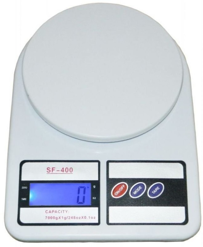 VKA 10902 Weighing Scale(White)