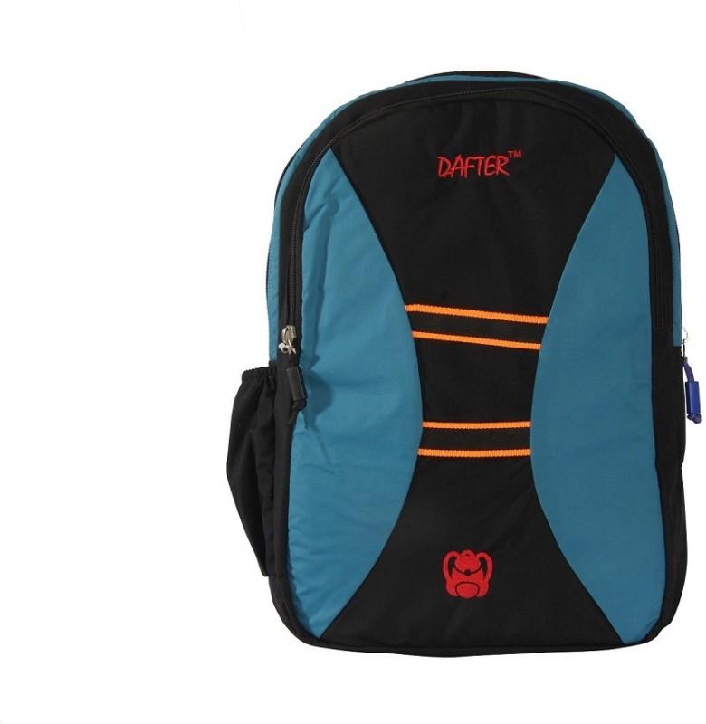 dafter Polyester 5 L Laptop Backpack(Blue)