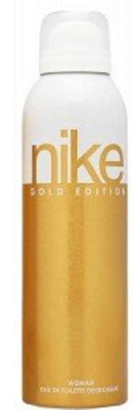 Nike GOLD EDITION Body Spray - For Women(200 ml)