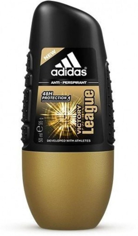 ADIDAS Anti-Perspirant, Victory League Roll-on - 50ml Deodorant Roll-on - For Men & Women(50 ml)