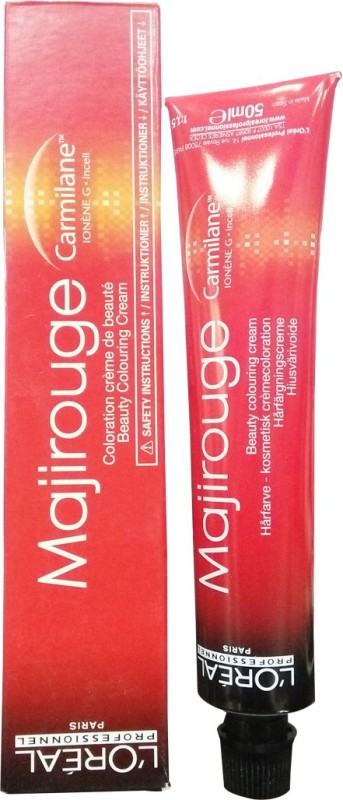 LOreal Professionnel Majirouge Hair Color(C4.16 Red Ash Brown)