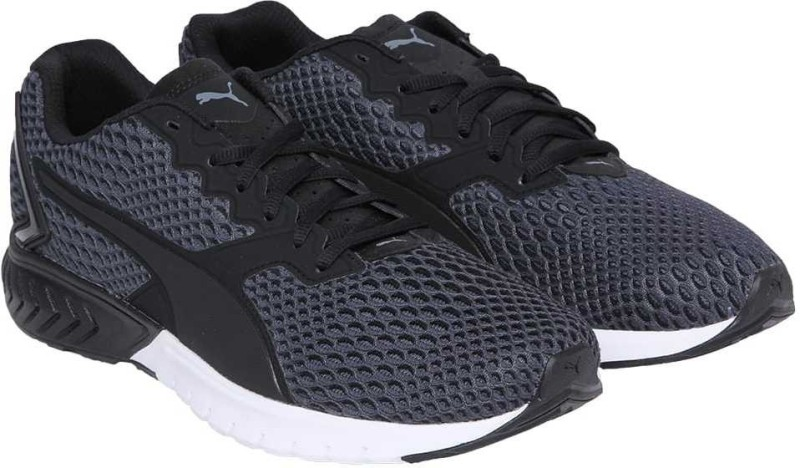 Puma IGNITE Dual New Core Running Shoes For Men(Black)