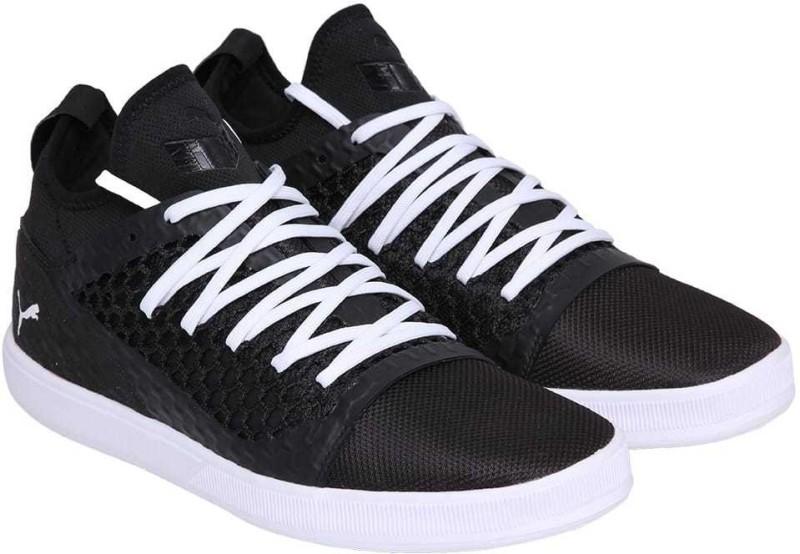 Puma 365 NETFIT LITE Football Shoes For Men(Black)