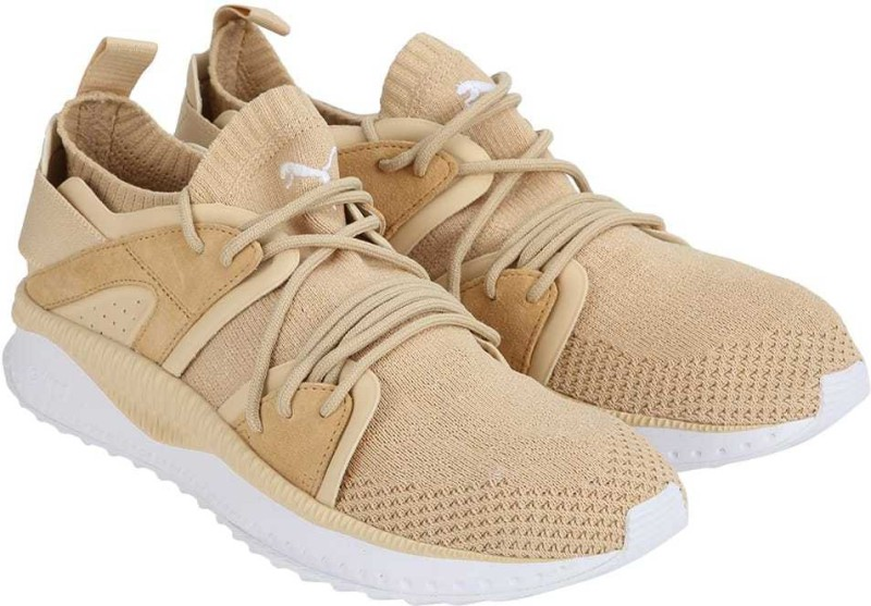 Puma TSUGI Blaze evoKNIT Walking Shoes For Men(Beige)
