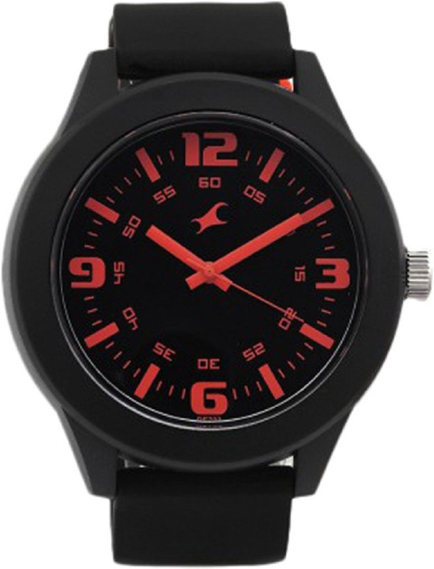 Fastrack tees collection fiber Watch For Men