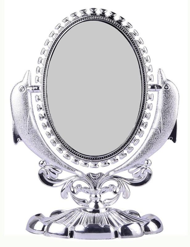 Confidence Makeup Mirror, Travel Mirror Beauty Modern Bedroom Desktop Vanity Mirror