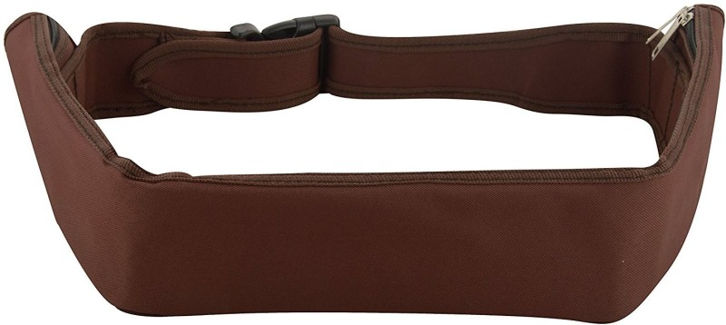 SHAH Unisex Matty 12 Bore Cartridge Belt Racquet Carry Case/Cover Free Size(Brown)