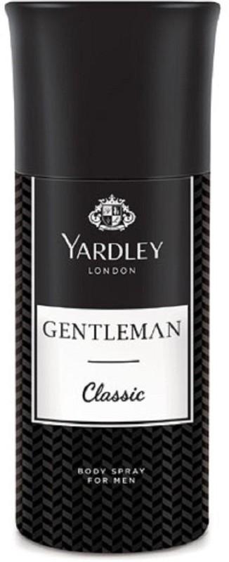 YARDLEY GENTLEMAN Body Spray - For Men(150 ml)