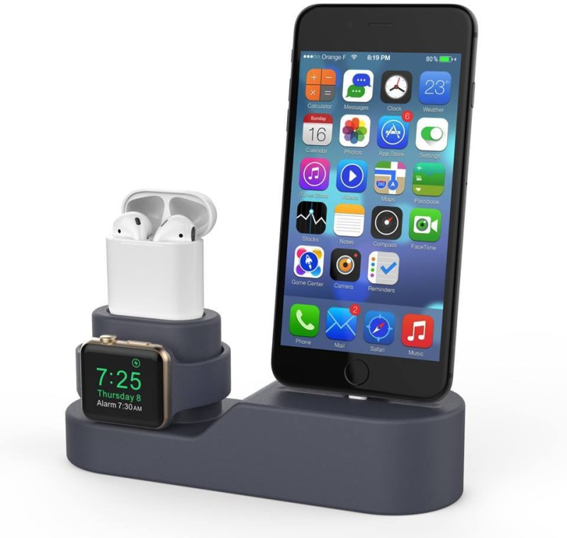 ahastyle SM-Aha3d Dock(Navy Blue(Or As Shown In Pics))