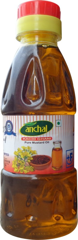 Anchal Kachi Ghani Pure Mustard Oil 200 ml