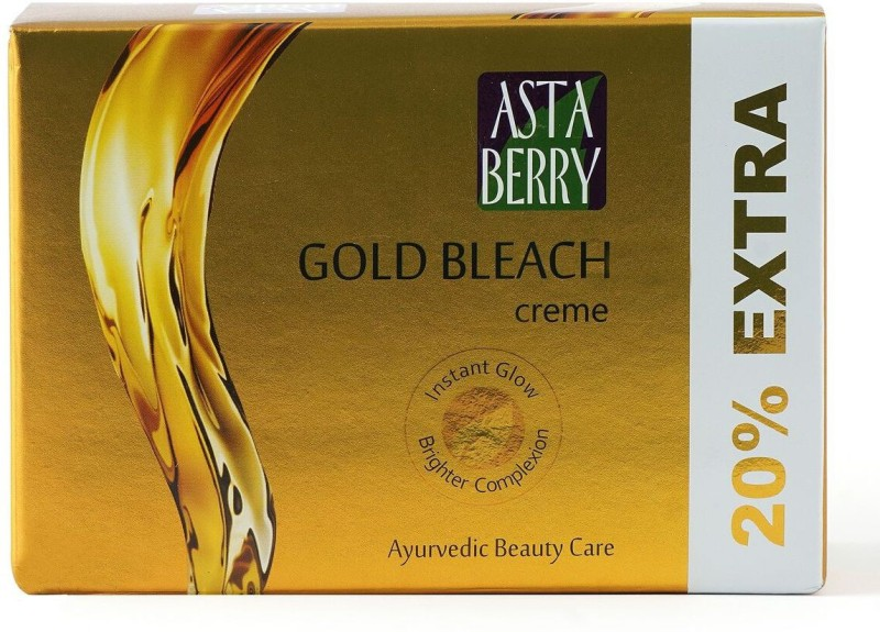 Astaberry Gold Extra Glow Bleach Crme (300 gm) 300 g