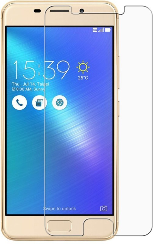 EASYBIZZ Tempered Glass Guard for Asus Zenfone 3s Max