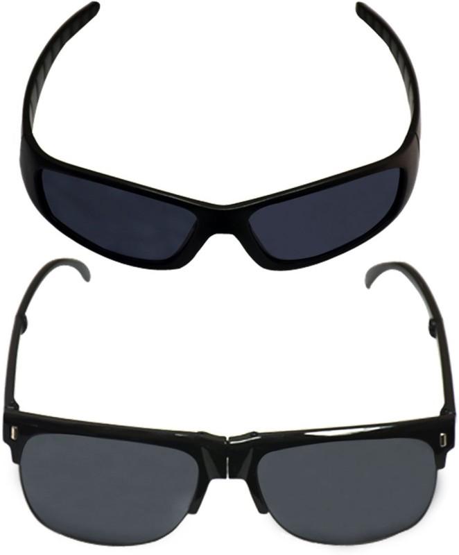 Edifier Wayfarer Sunglasses(Black) image