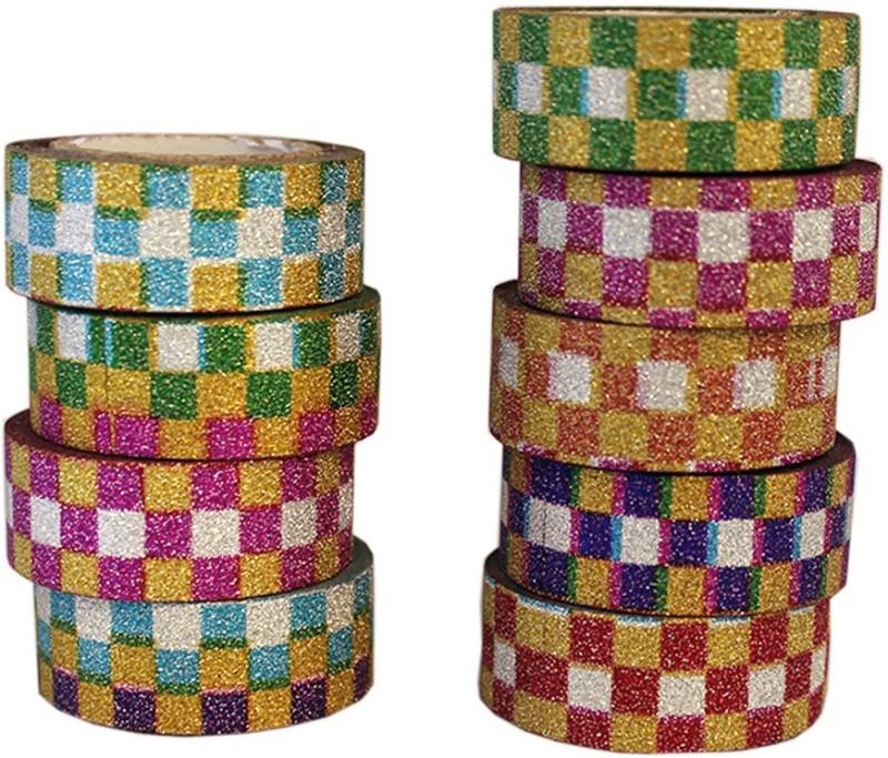 Tootpado ACAn080 Yoyo Tape(Multicolor)