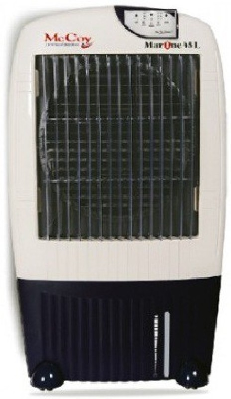 MCCOY MARINE 45L HC Room Air Cooler(White, 45 Litres)