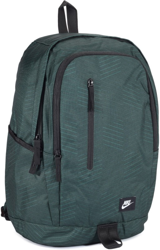 403d3a807c99 Nike NK ALL Access Soleday -D 25 L Backpack(Green)
