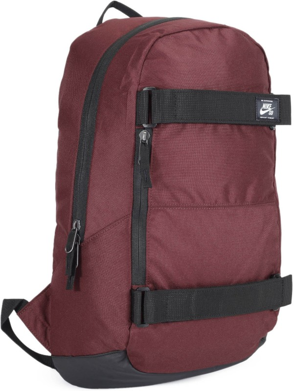 Nike NK SB CRTHS 23 L Backpack(Maroon)