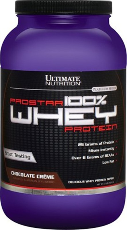 Ultimate Nutrition Whey Protein(907 g, Chocolate)