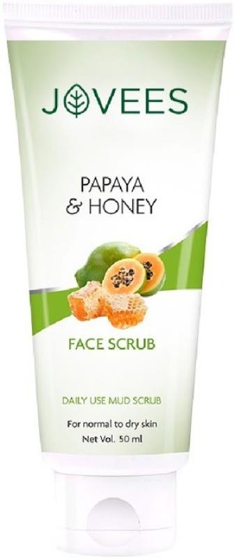 Jovees Papaya & Honey Facial Scrub(100 g)