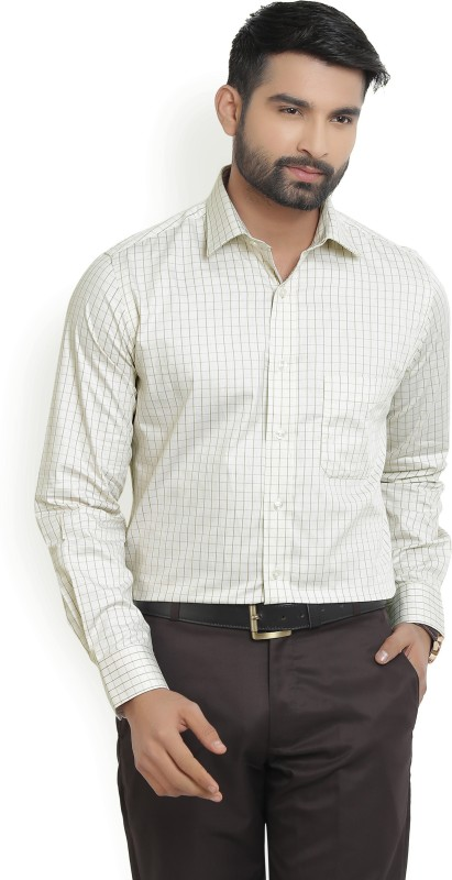 Arrow Mens Checkered Formal Shirt