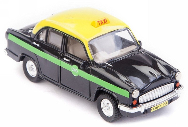 CENTY Hindustan Ambassador Car(Multicolor, Pack of: 1)