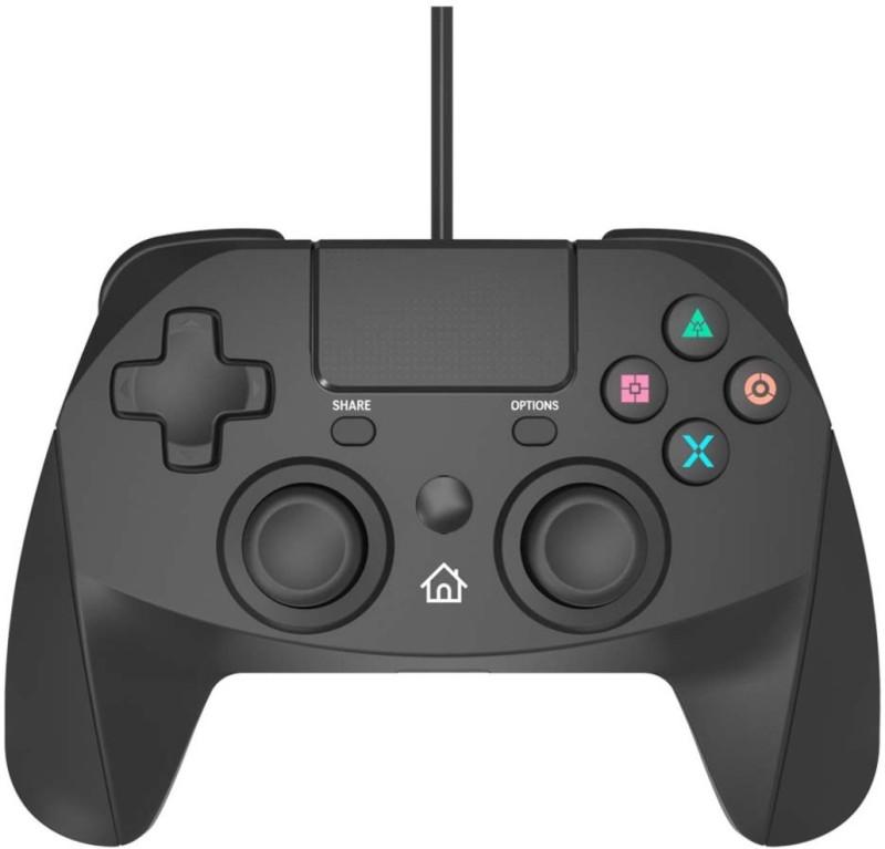 Snakebyte 4S USB  Gamepad(Black, For PS4)