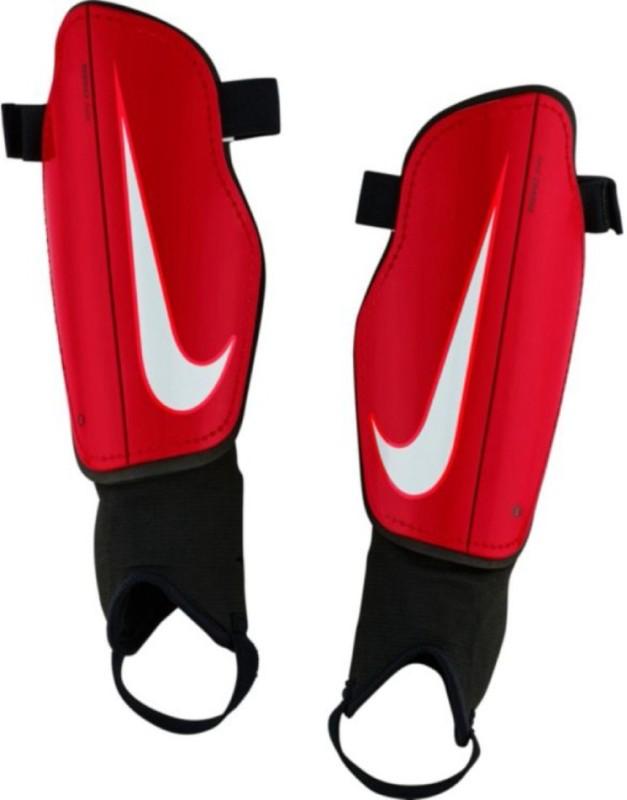 Nike Charge Football Shin Guard(M, Red, Black, White)