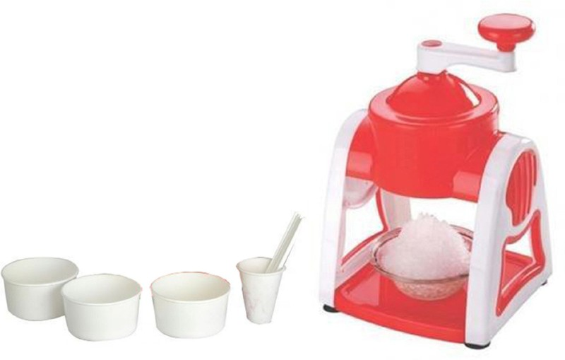 Kuber Industries 12 L Manual Ice Cream Maker(Multicolor)
