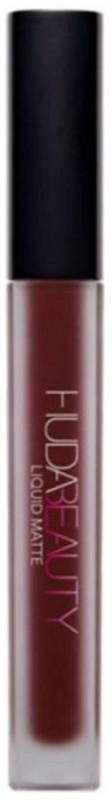 huda Liquid Matte Lipstick Vixen(Poisonous Deep Brown)