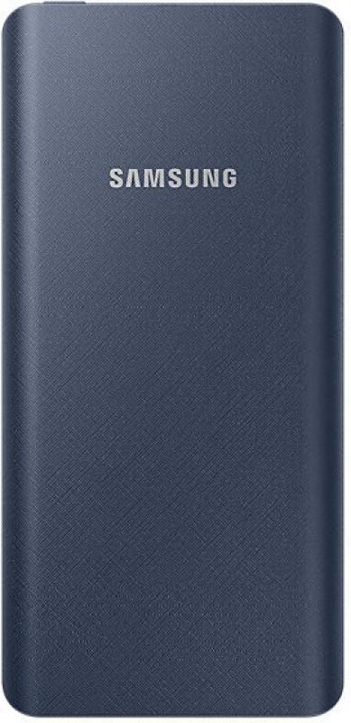 Samsung 10000 Power Bank (EB-P3000BSNGIN, Battery Pack 10000mAh )(BLUE ARCTIC, Lithium-ion)