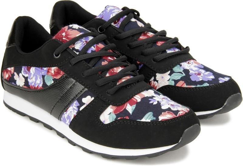 People Sneakers For Women(Black)