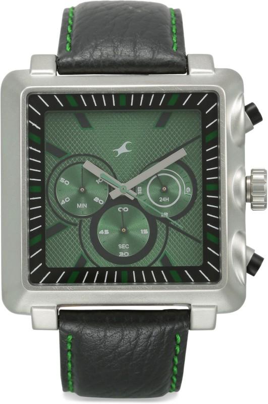 Fastrack 3111SL02 Chronograph Men's Watch image