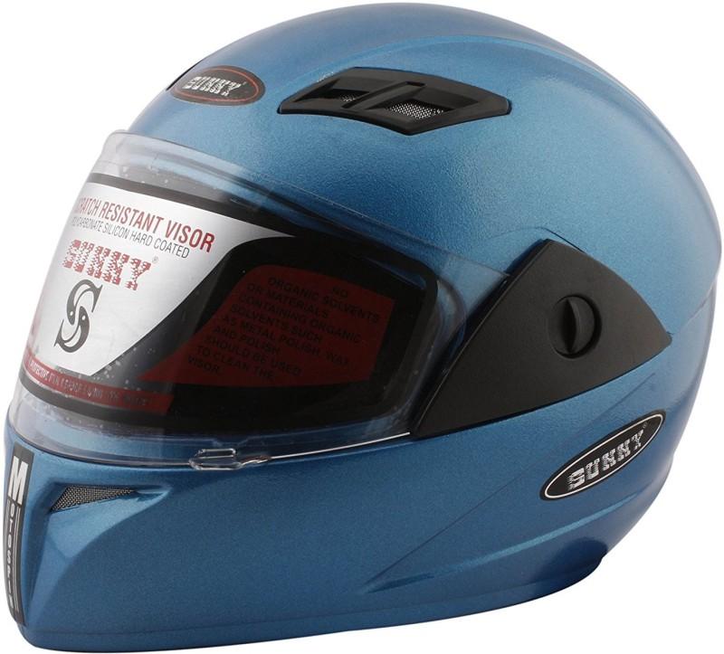 Sunny MOTOSPIN Motorbike Helmet(Blue)