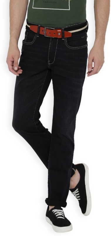 Van Heusen Slim Men Black Jeans