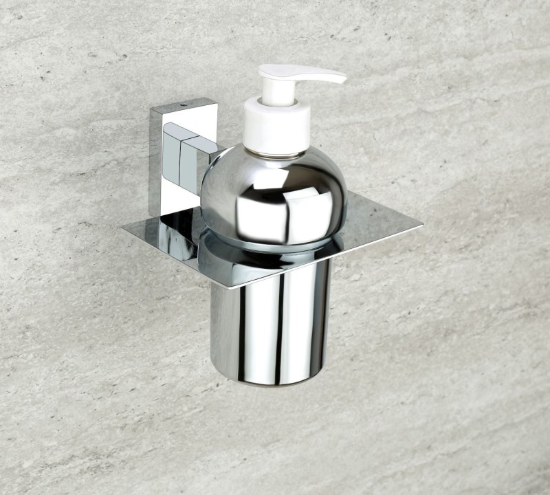 HARMONUS 250 ml Soap Dispenser(Silver)