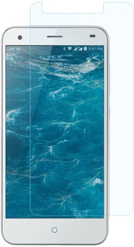 Phone Care Tempered Glass Guard for Lyf Water 10