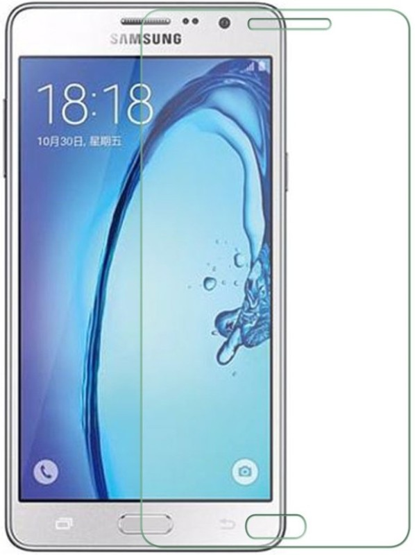 NE Mobiles Tempered Glass Guard for Samsung Galaxy On7 (2016)