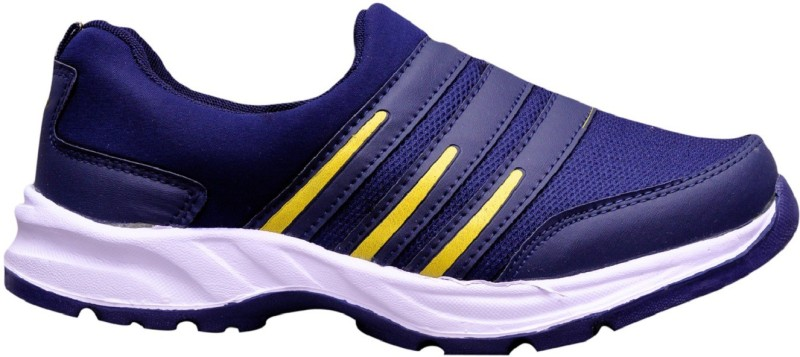 The Scarpa Shoes HSNAVY Running Shoes For Men(Navy)