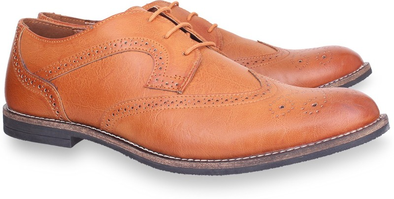 Bata Andres Lace Up For Men(Tan)
