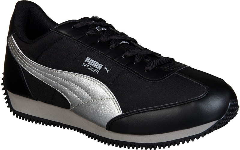 Puma Speeder Tetron II Ind Walking Shoes For Men(Black)
