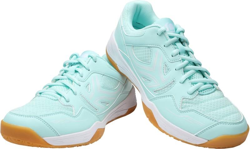 ARTENGO by Decathlon BS 760 Badminton Shoes For Women(Blue)