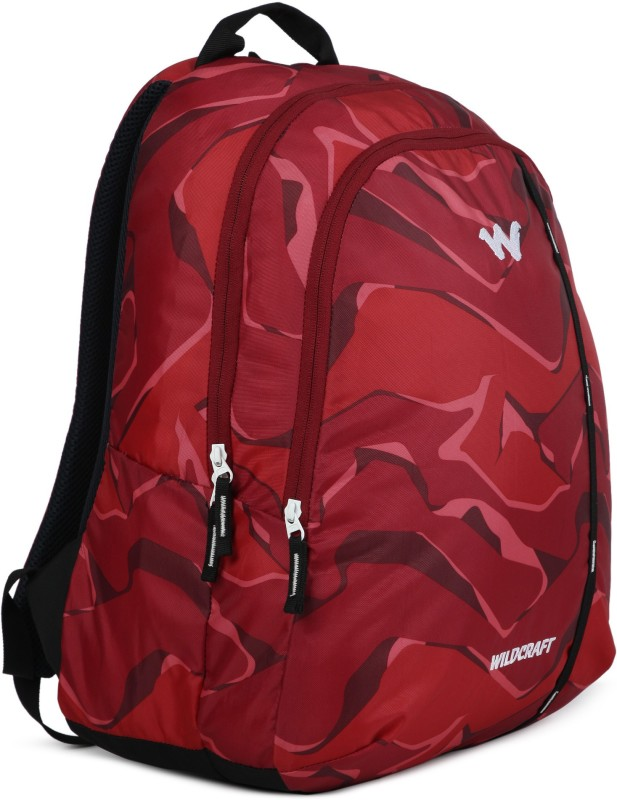 Wildcraft WC 1 Pablo 35 L Backpack(Red)