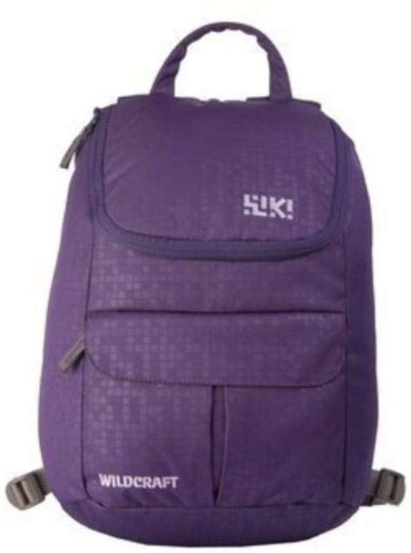 Wildcraft Backpack Purse 2 Bricks Pur 33 L Backpack(Purple)