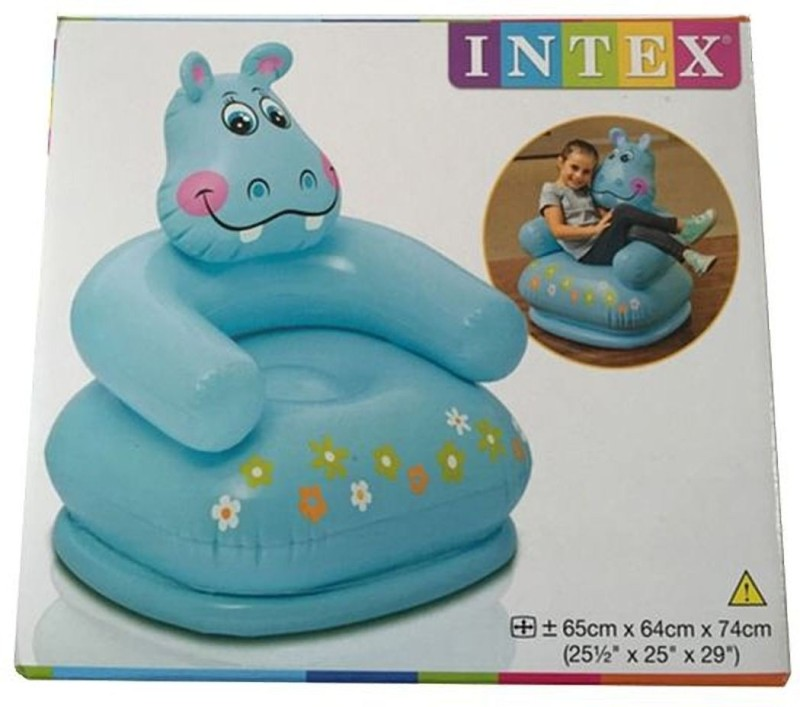 Zombi Kids Inflatable Chair(Blue)