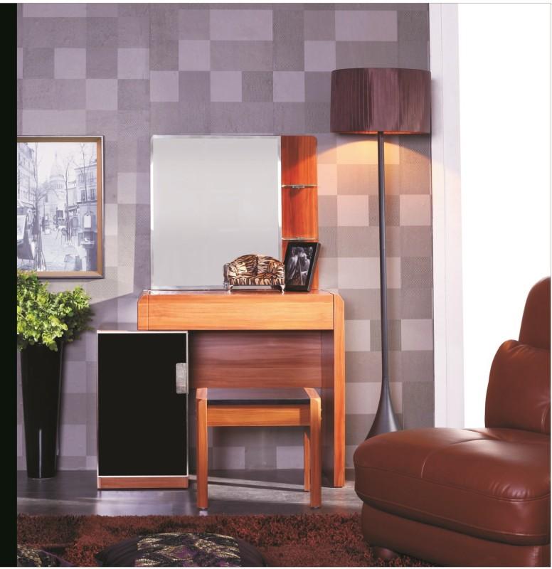 RoyalOak Daffodil Engineered Wood Dressing Table(Finish Color - Natural)